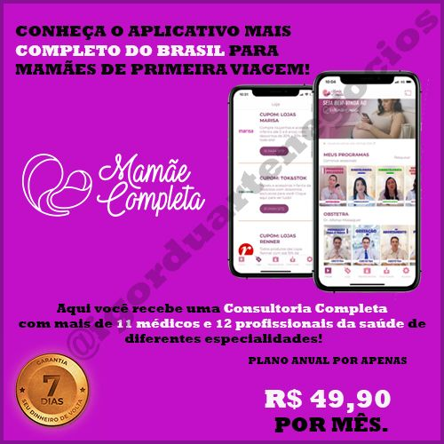 App mamae Completa