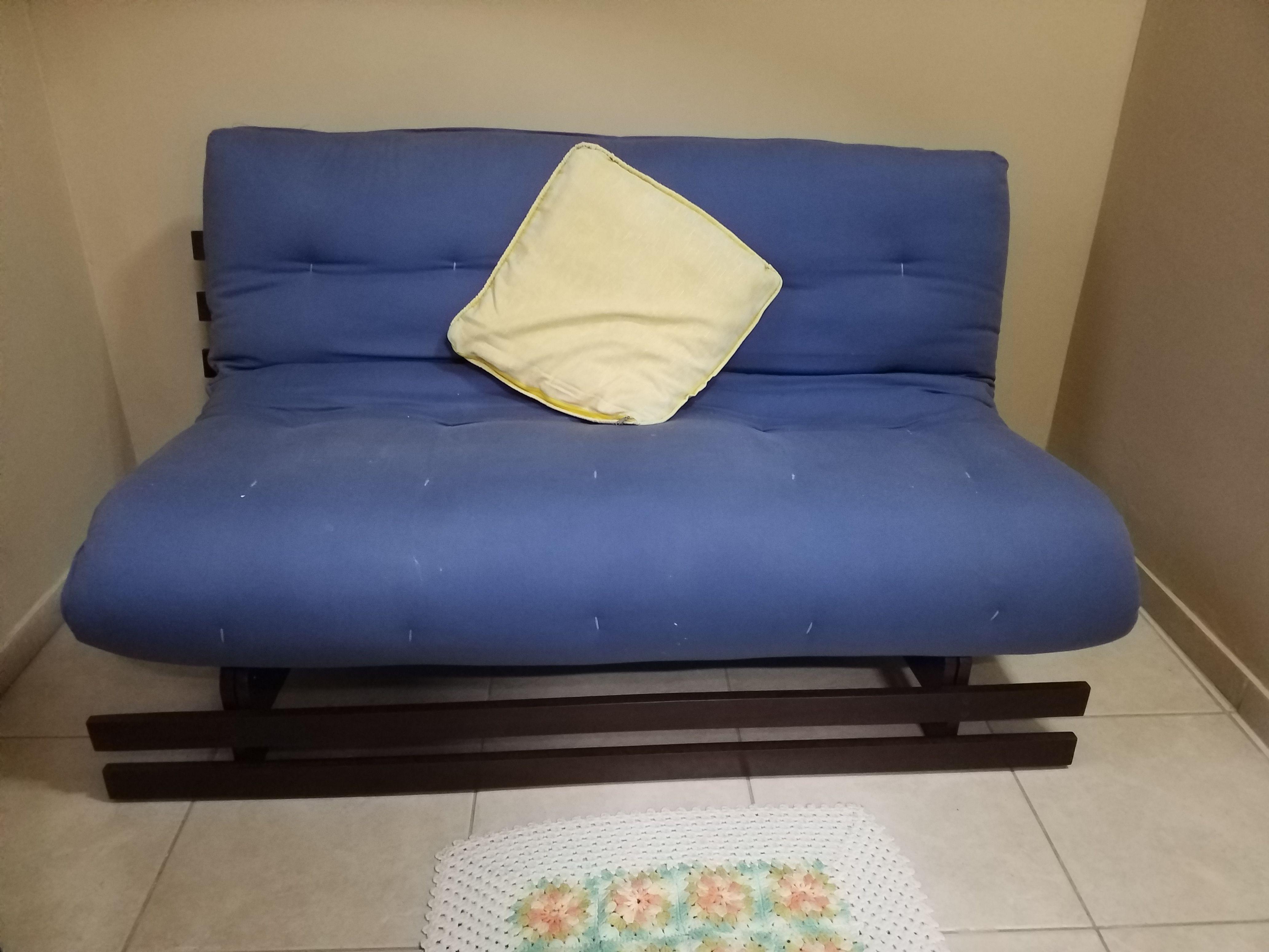 Sofá-cama Futon