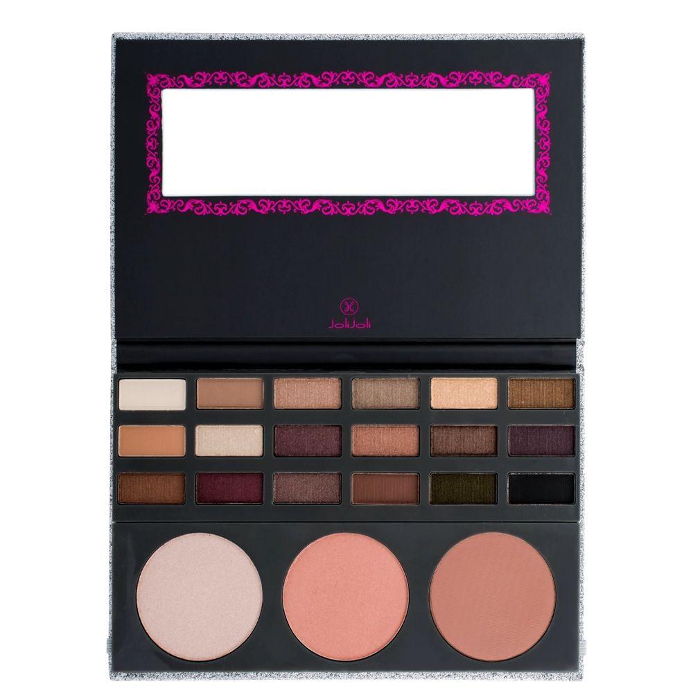 Paleta De Maquiagem Glam