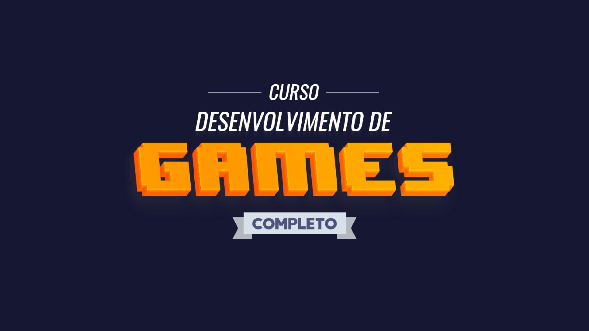 Curso de Design de Games
