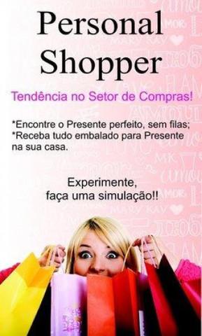 Personal shopper - fazem
