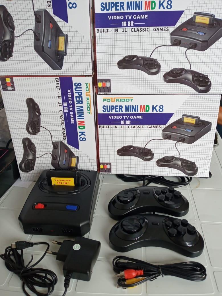 Videogame Super Mini MD