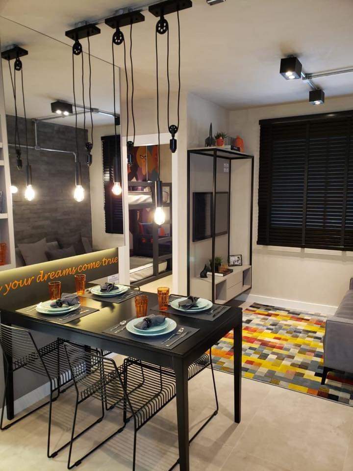 Apartamento de 2 dormitor