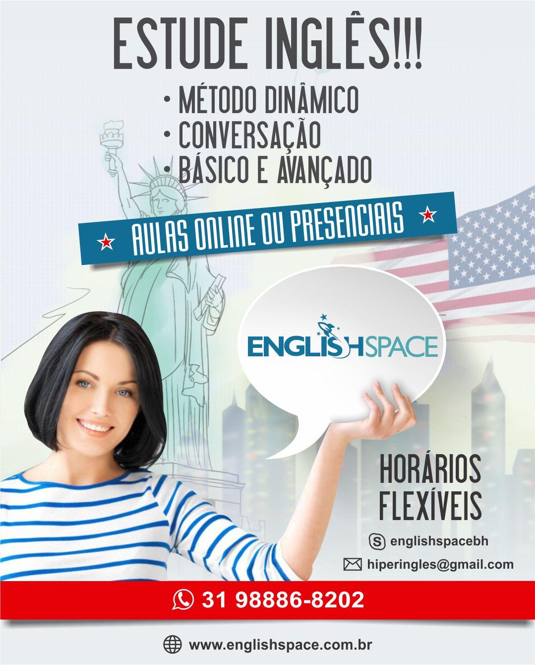 Aulas de Inglês para Conv