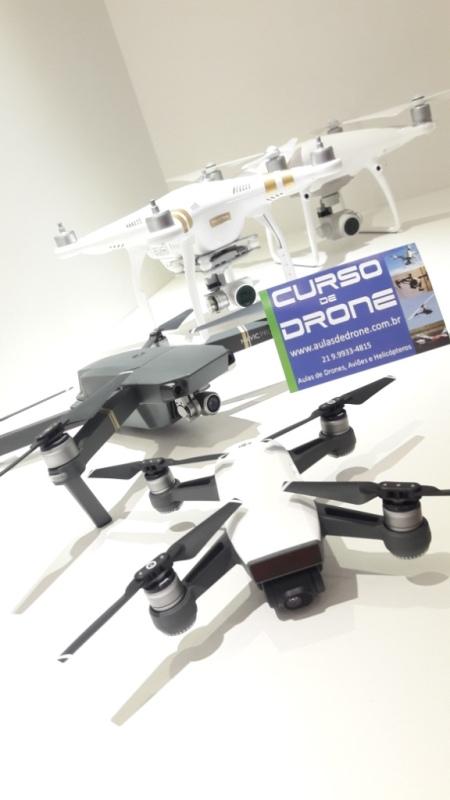 Aulas de Drone Rio de Jan