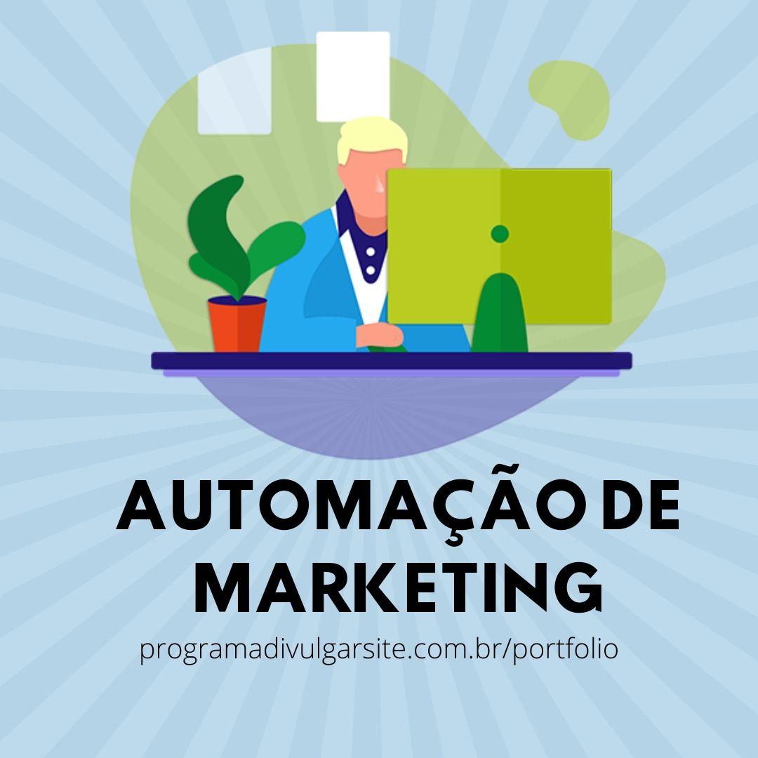 Automação de Marketing on