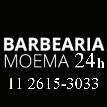 Barbearia em Moema 24 hor