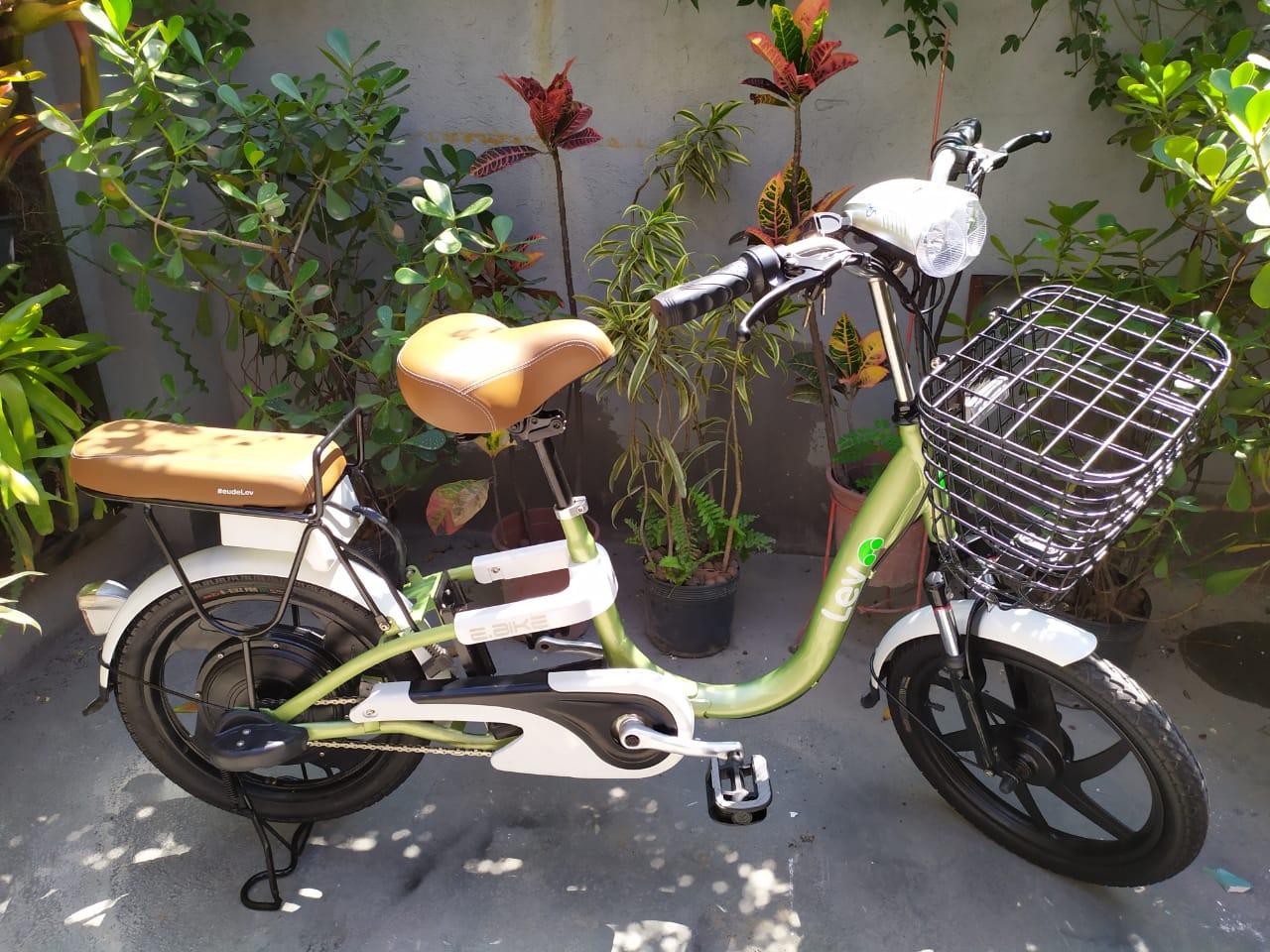 Bicicleta Elétrica LEV -