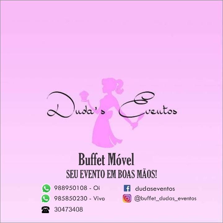 Buffet Móvel Duda's Event