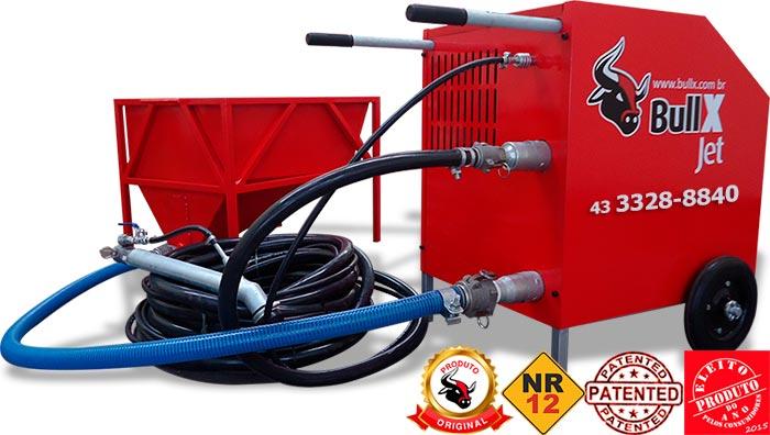 BullX JET - Máquina de re