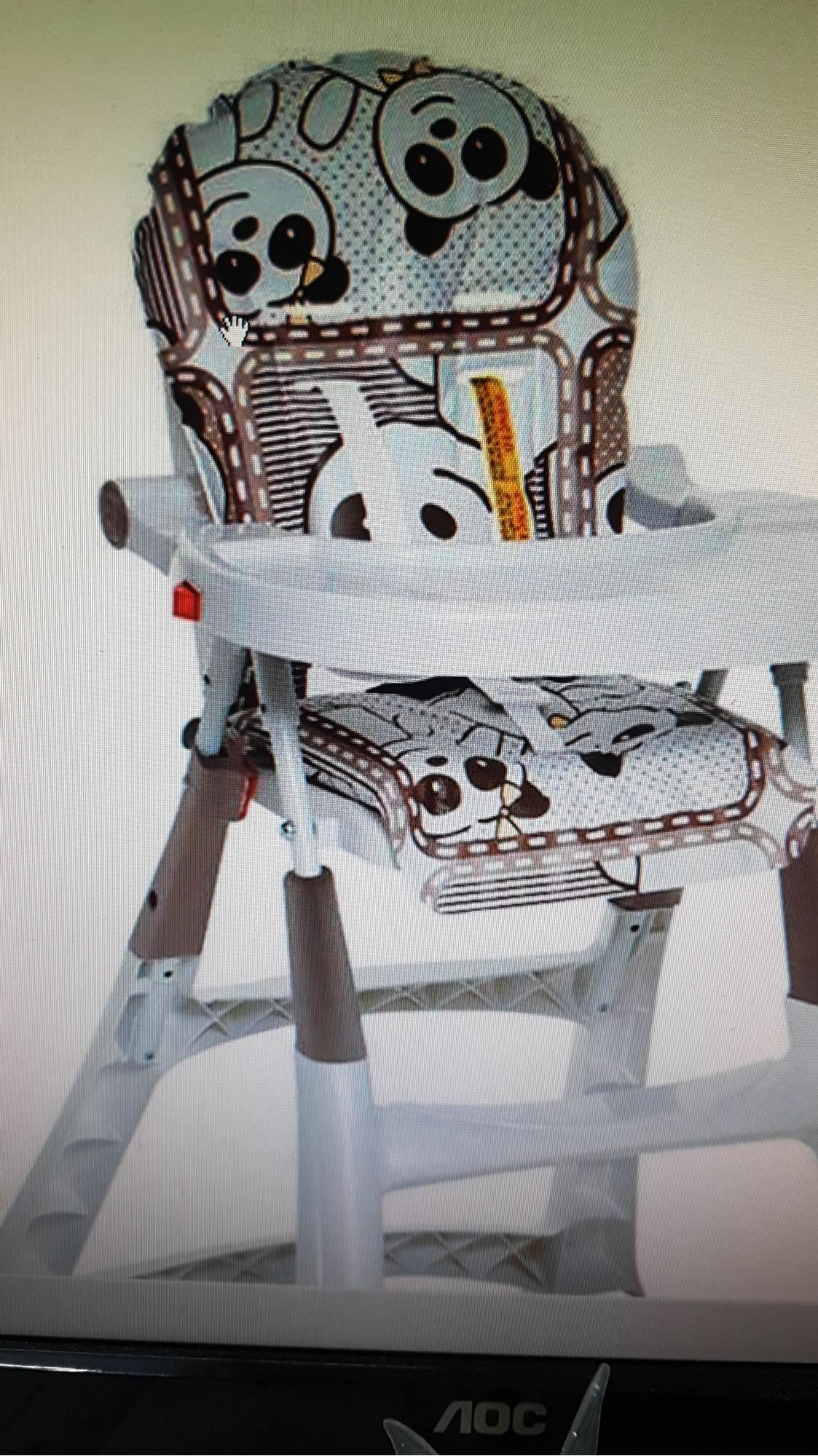 Cadeira de alimentação 15