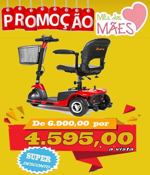 cadeira motorizada scoote