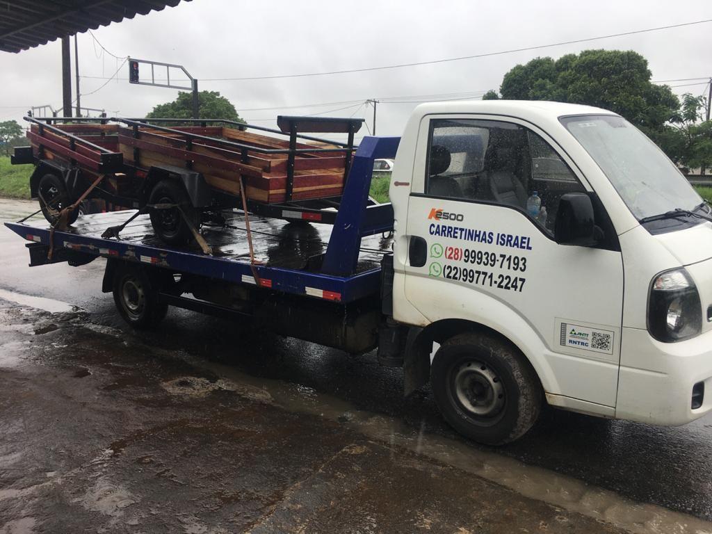 Caminhão Kia Bongo 2017 B