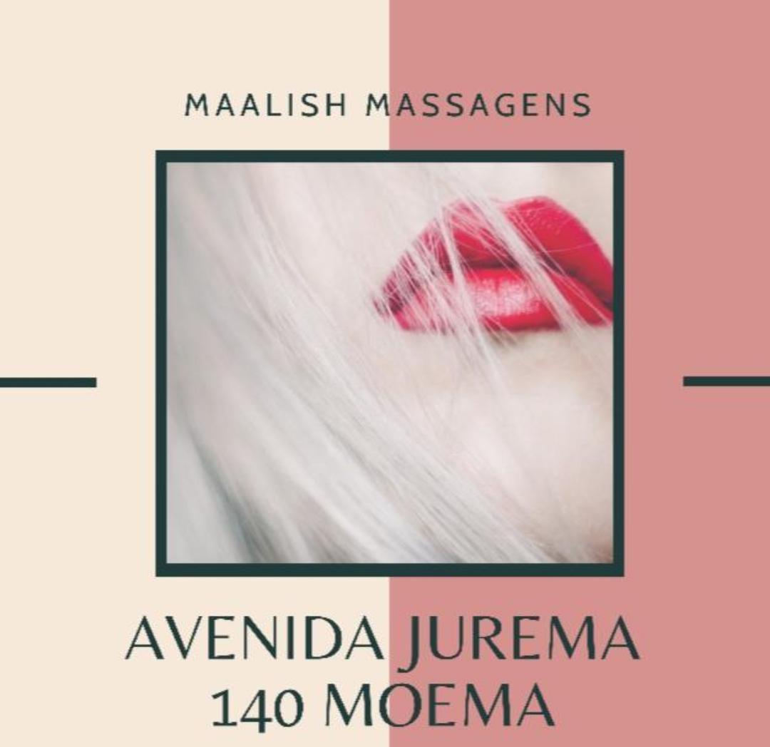 Casa de Massagem em Moema