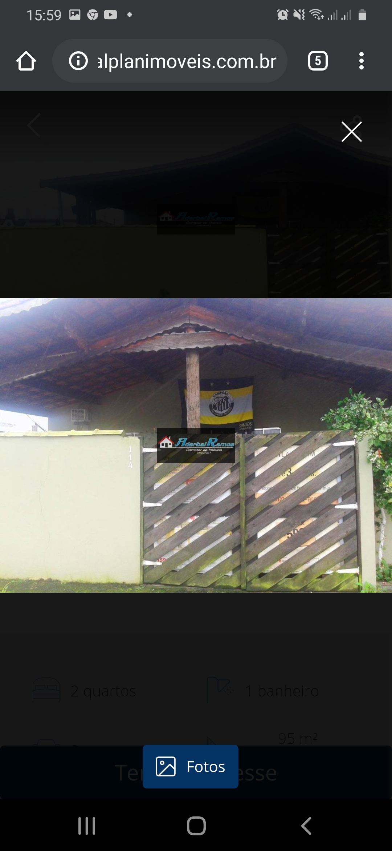 Casa no Litoral De São Pa