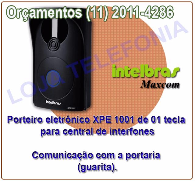 Central de Interfones Int