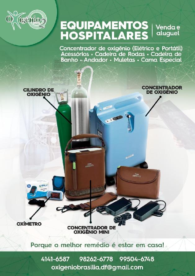 Concentrador Oxigênio Phi