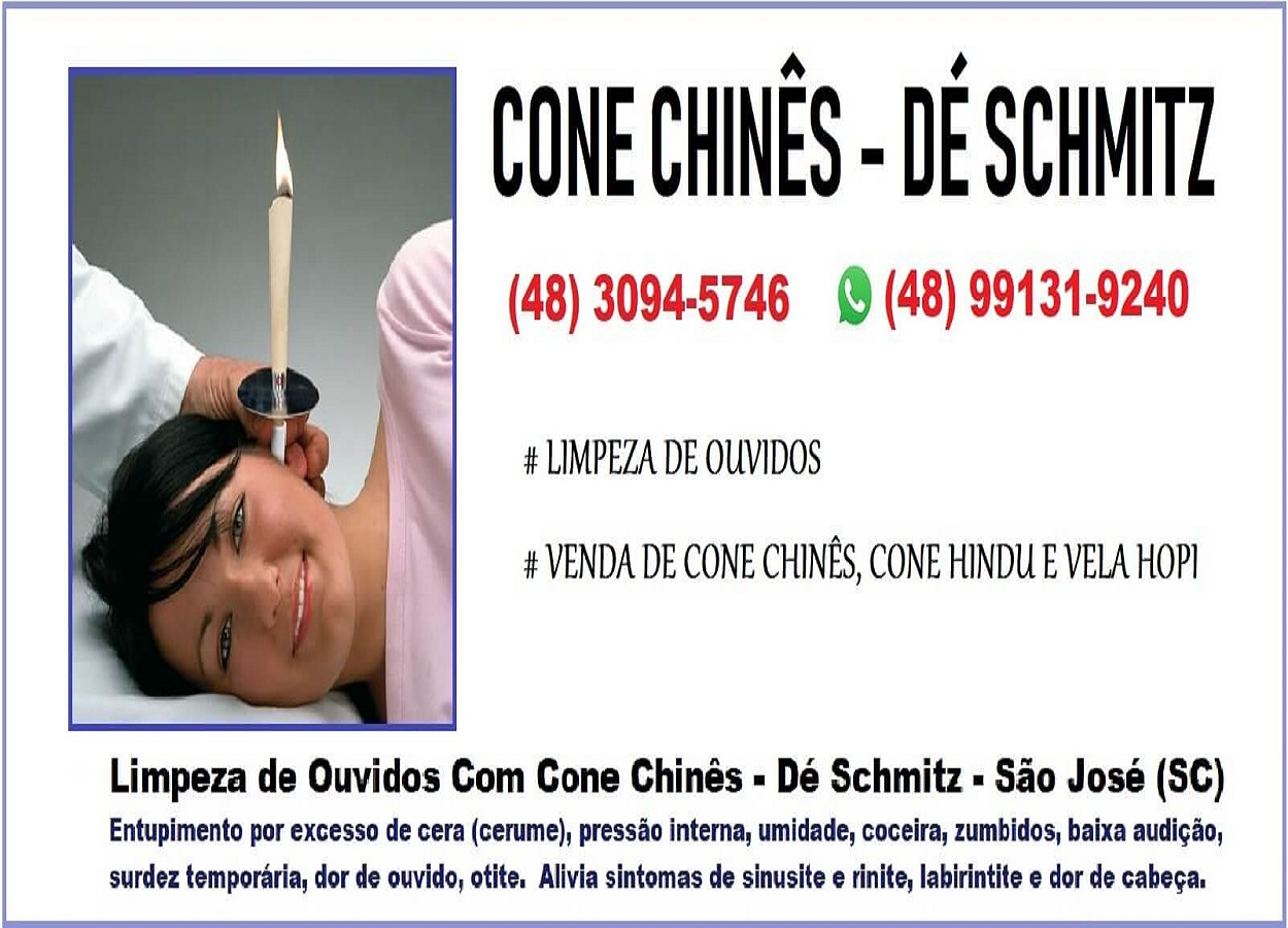 Cone Chines-São Jose SC-F