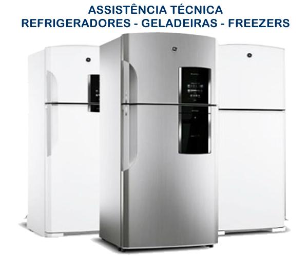 Conserto de geladeira São