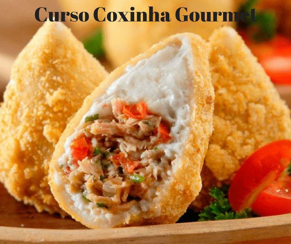 Coxinha Gourmet