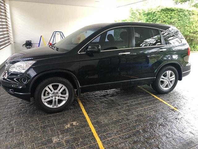 CRV- Honda- Automático 4X