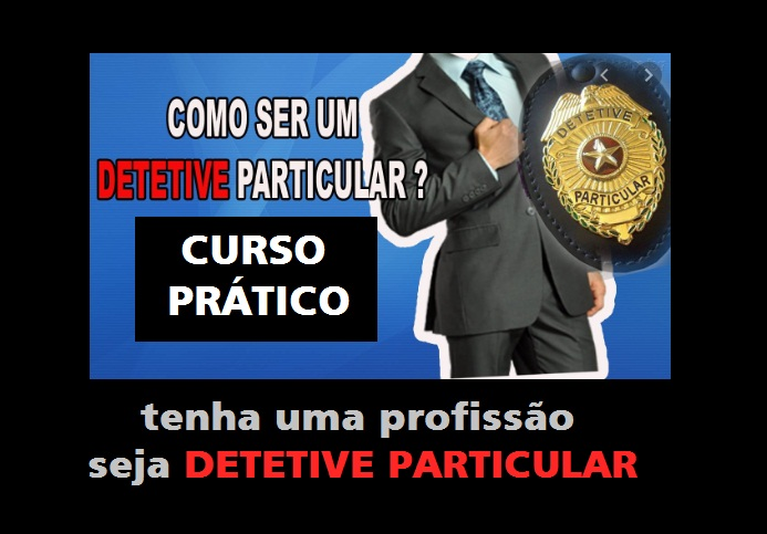 Curso de Detetive Particu