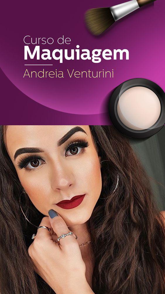 Curso de Maquiagem na Web
