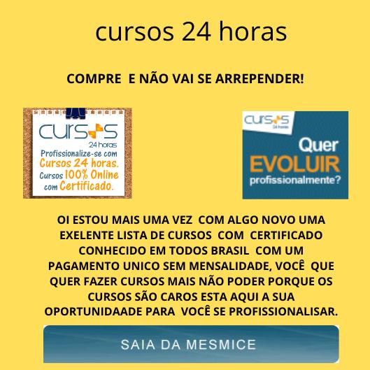 CURSOS 24HORAS