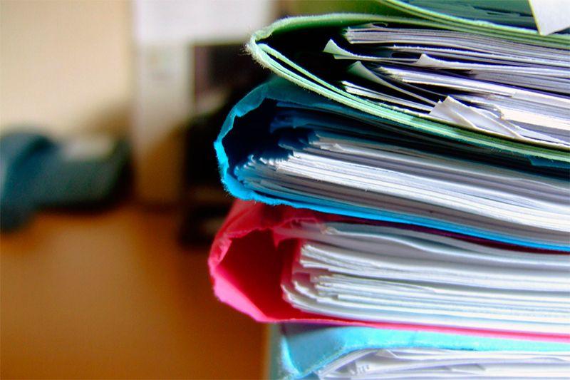 Digitação de Documentos e