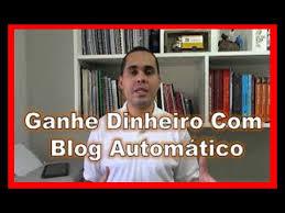 Dinheiro Com Blog Automát