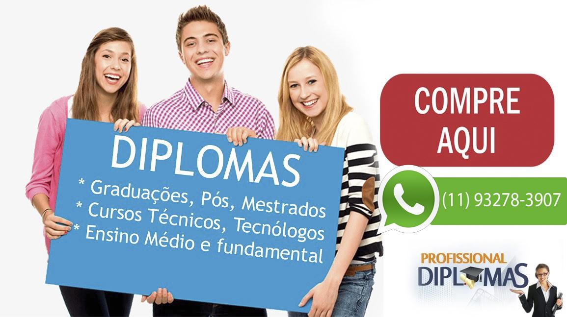 Diplomas, Graduação, Ensi