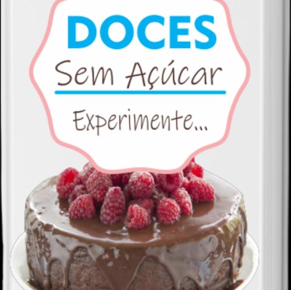 Ebook Doces Sem Açúcar -