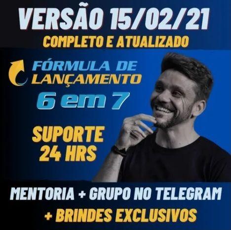 FORMULA DE LANÇAMENTO 202
