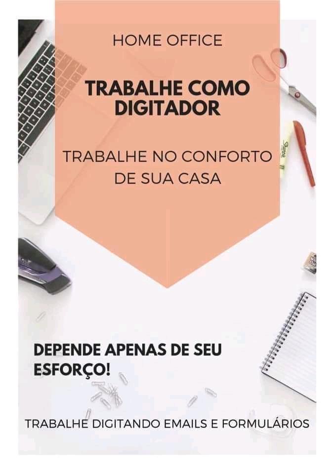 HOME OFFICE - TRABALHE DE