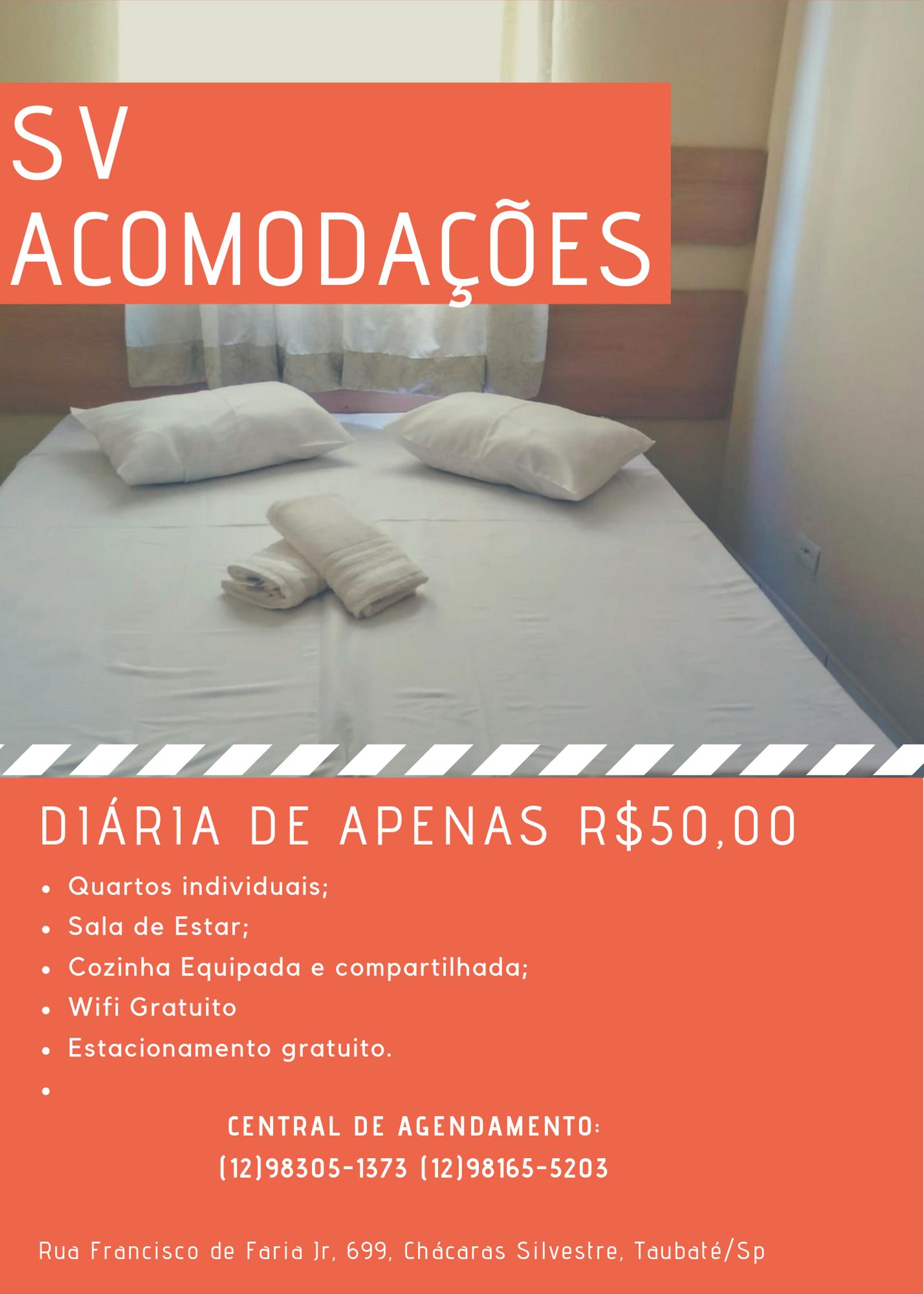 Hotéis em Taubaté baratos
