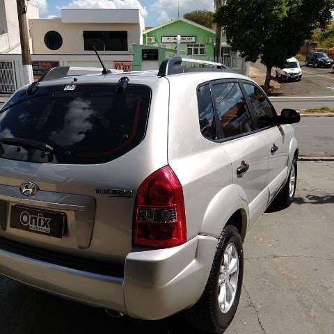 Hyundai Tucson 2.0 16V Me