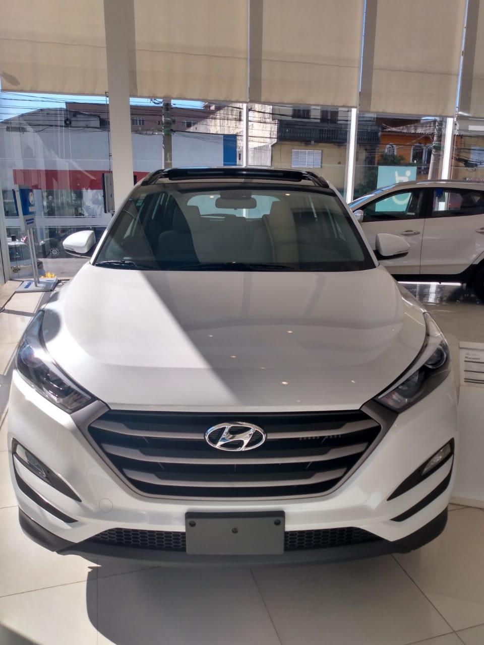 Hyundai tucson gls 1.6 tu