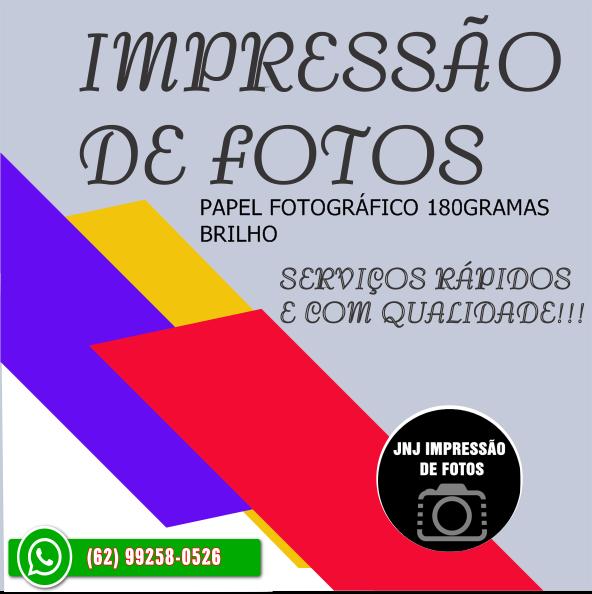 IMPRESSÃO DE FOTOS EM ALT