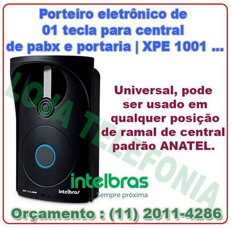 Instalação de Interfone I