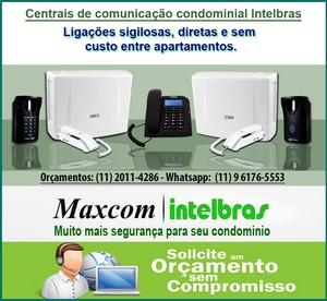 INSTALAÇÃO DE INTERFONES