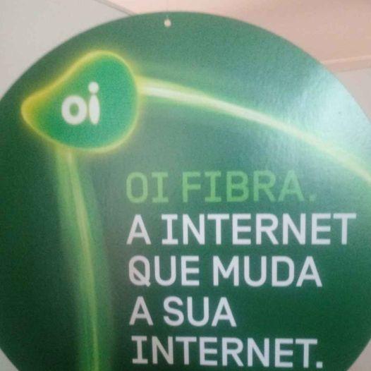 Internet Fibra com wifi