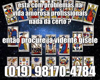 MÃE DE SANTO GISELE