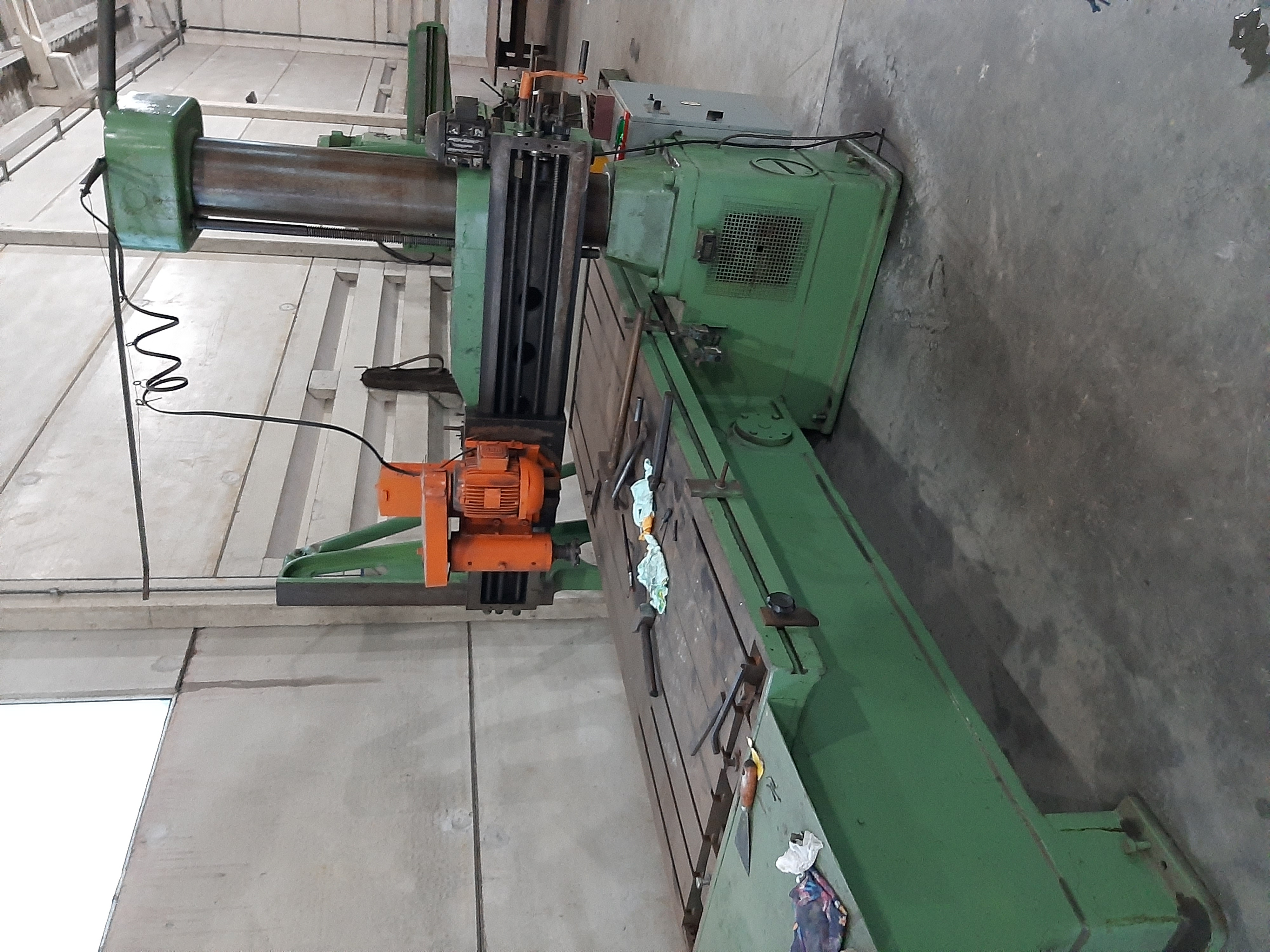 Máquinas industriais
