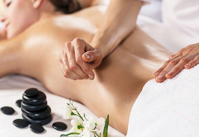Massagem Profissional na
