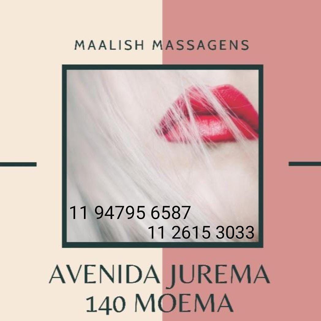 Massagistas São Paulo 24