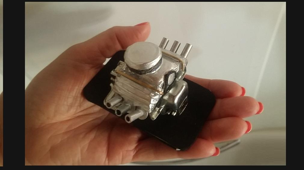 Miniatura de Motor custom