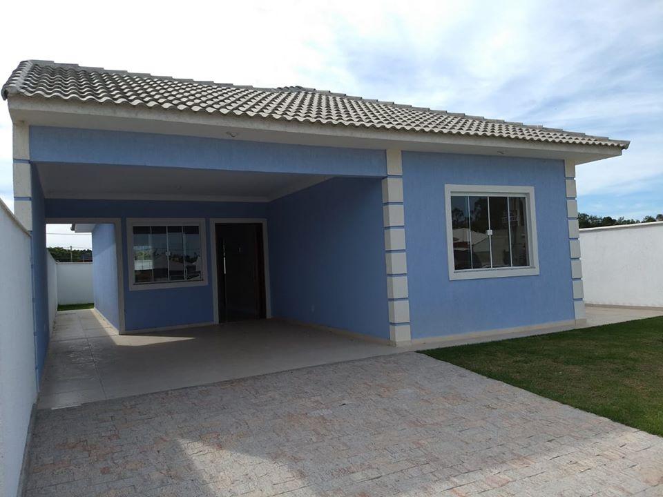 Ótimas casas com 3 quarto