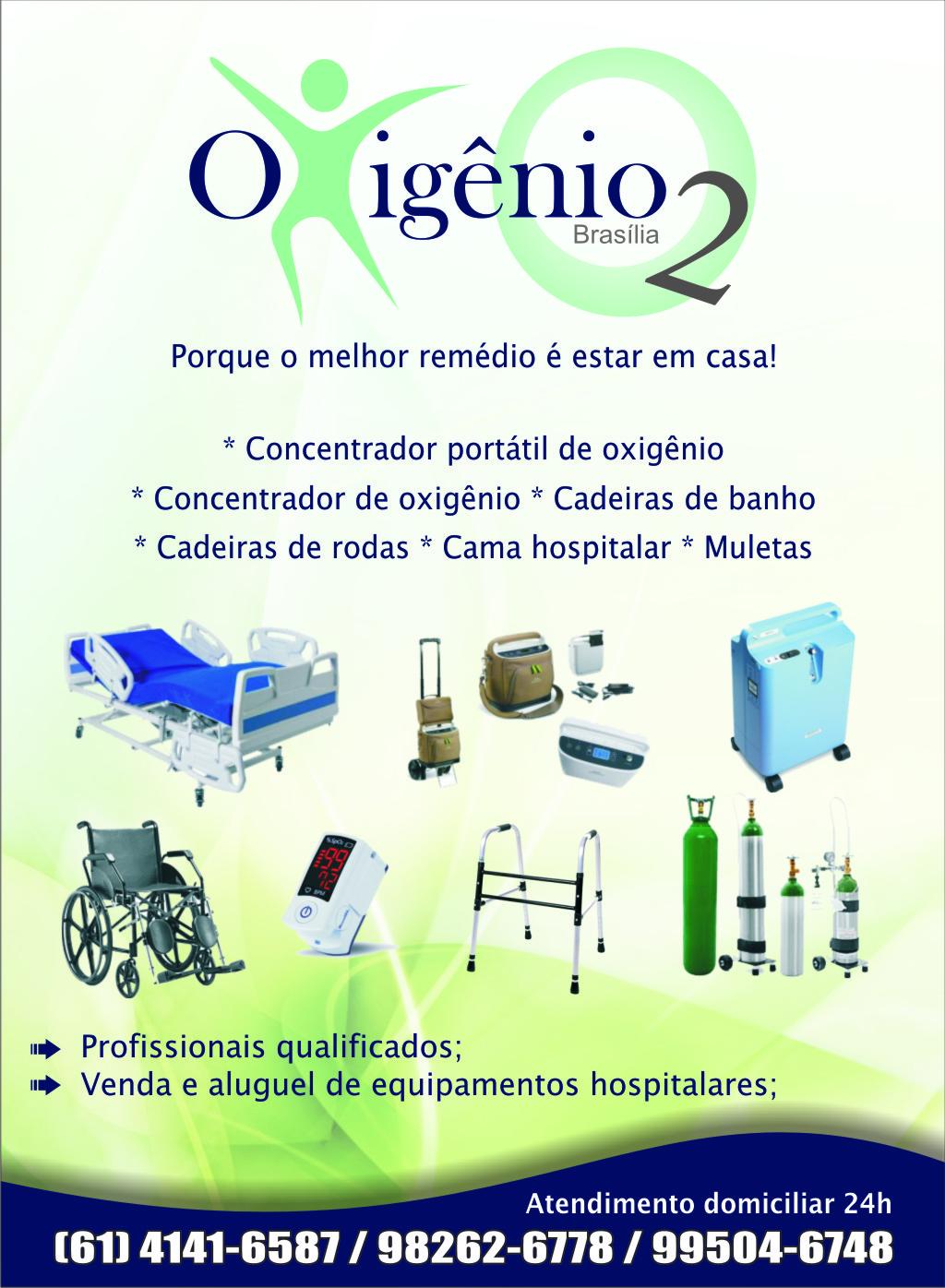 Oxigênio para casa - 61-4