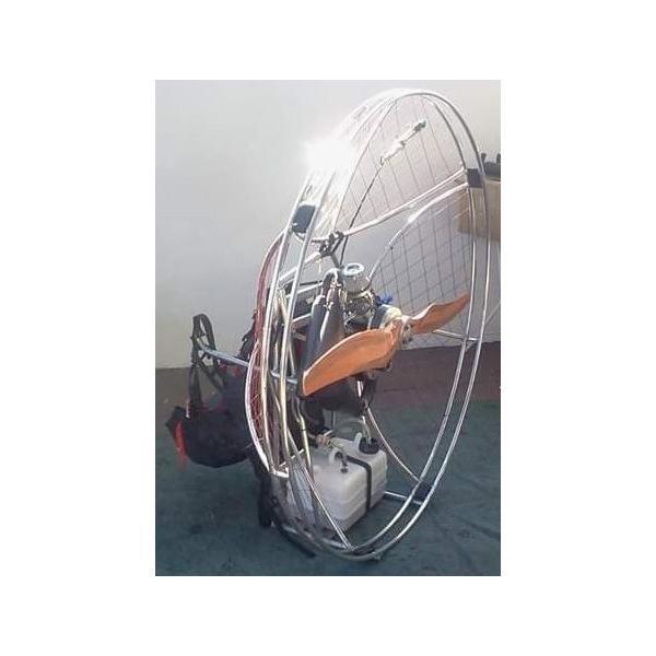 Paramotor 180 Cc Com Gaio