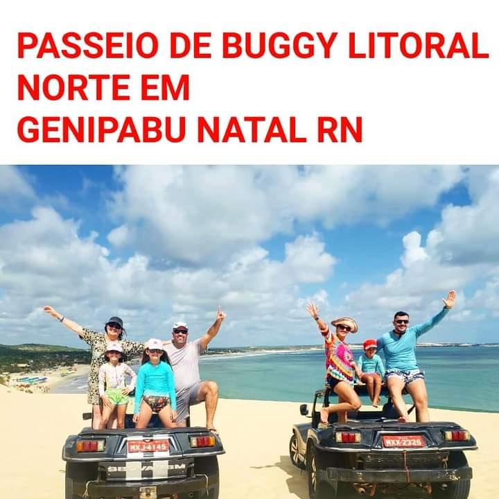 PASSEIO DE BUGGY EM NATAL
